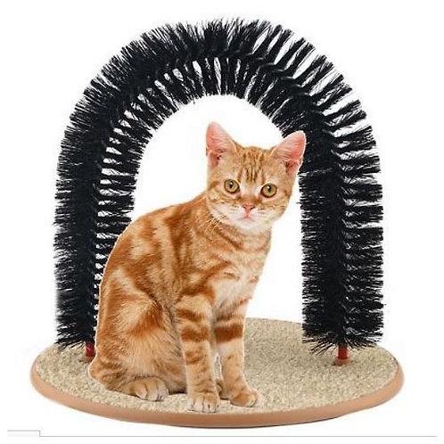 Purrfect Arch Self Groomer Kitten Cat Toy