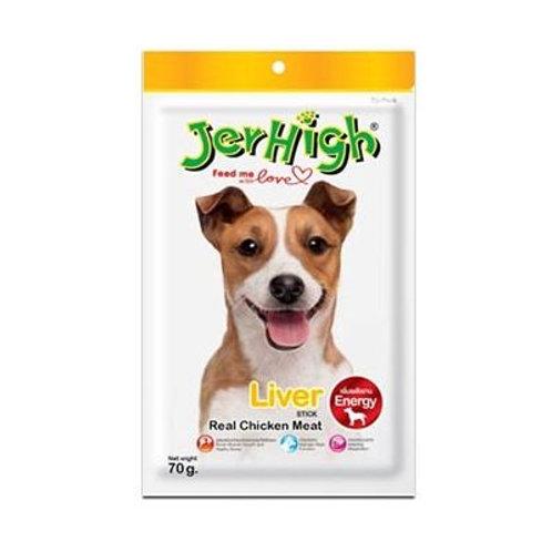 JerHigh Liver Stick Dog Treat
