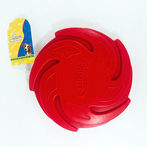 floating frisbee interactive dog toy