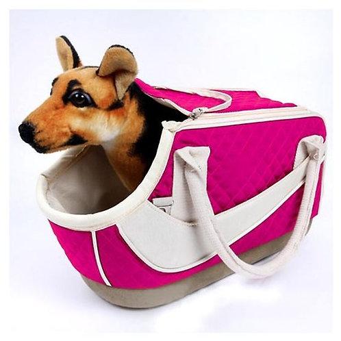 Nunbell Stylish Designer Travel Pet Carry Bag
