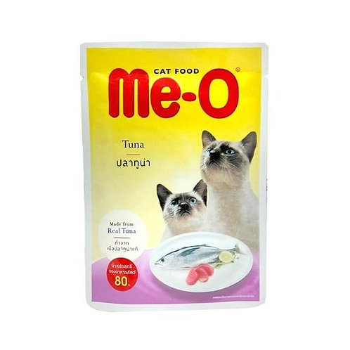 MeO Tuna Gravy Cat Food