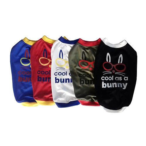 Zorba Designer Bunny Jersey T-Shirt