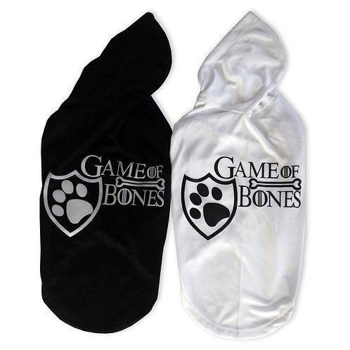 Zorba Designer Game of the Bones Jersey Hoodie