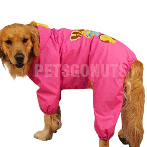 Rainwear for dogs