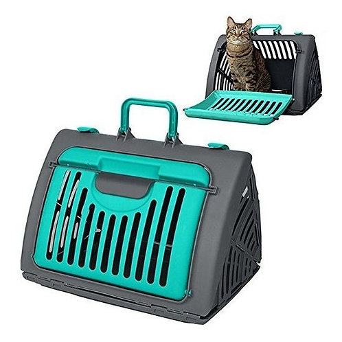 SportPet Collapsible Travel Master Portable Cat Dog Carrier