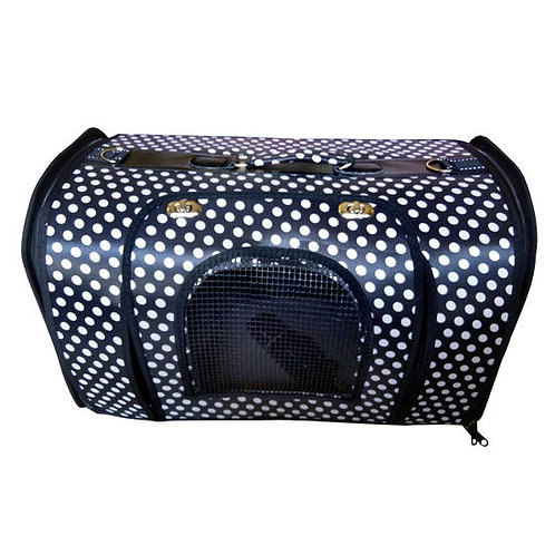 Designer Pet Carry Bag for Cats and Small Dogs