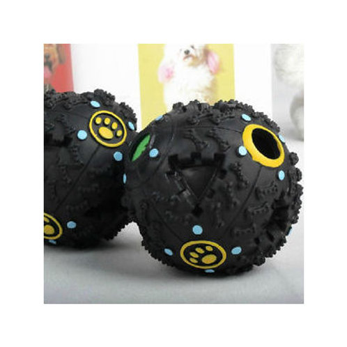 Funny Treat Ball with Quack Sound for Dogs