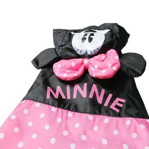 Disney Waterproof Designer Raincoats for Small to Medium Breed Dogs