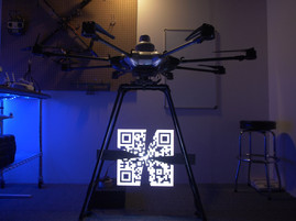 Hologram Drone with updated 107 rules