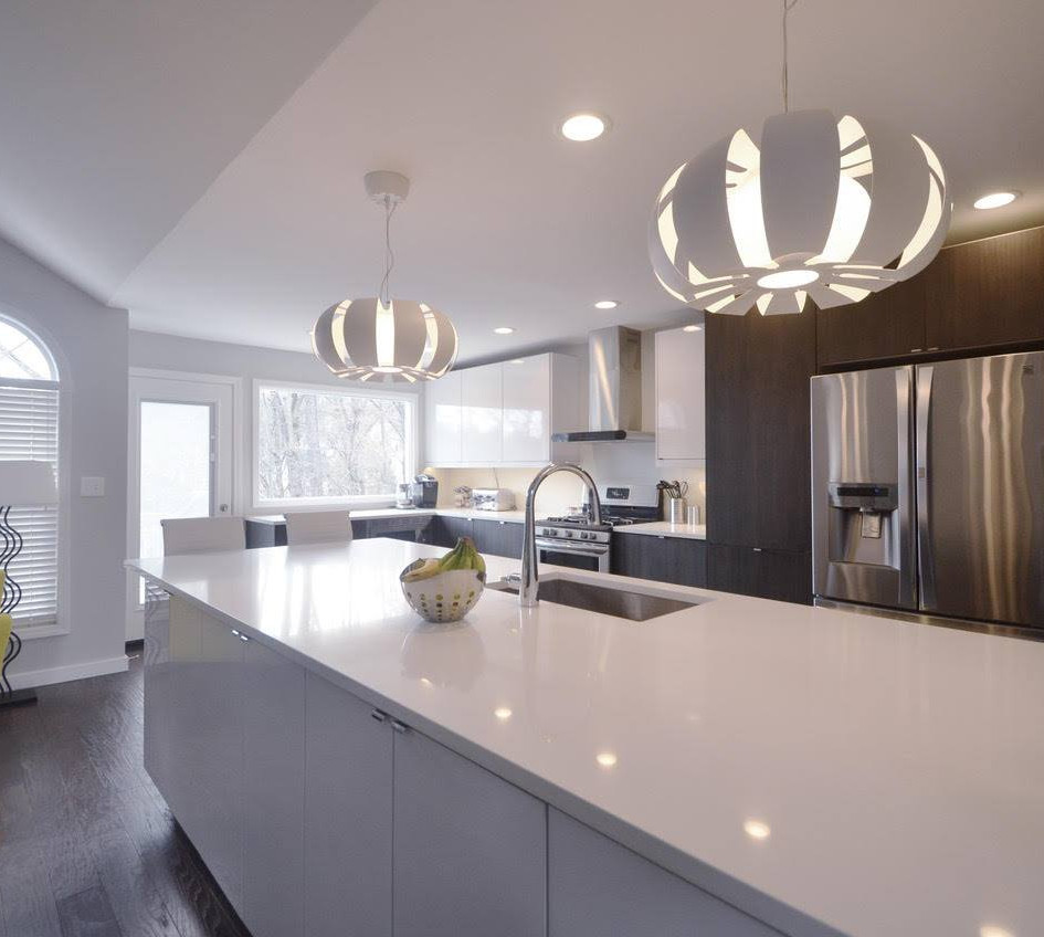 """"""" I would just like to thank Josh and Brad for giving me the kitchen of our dreams.""""   Russ Ferdon - Smyrna"""