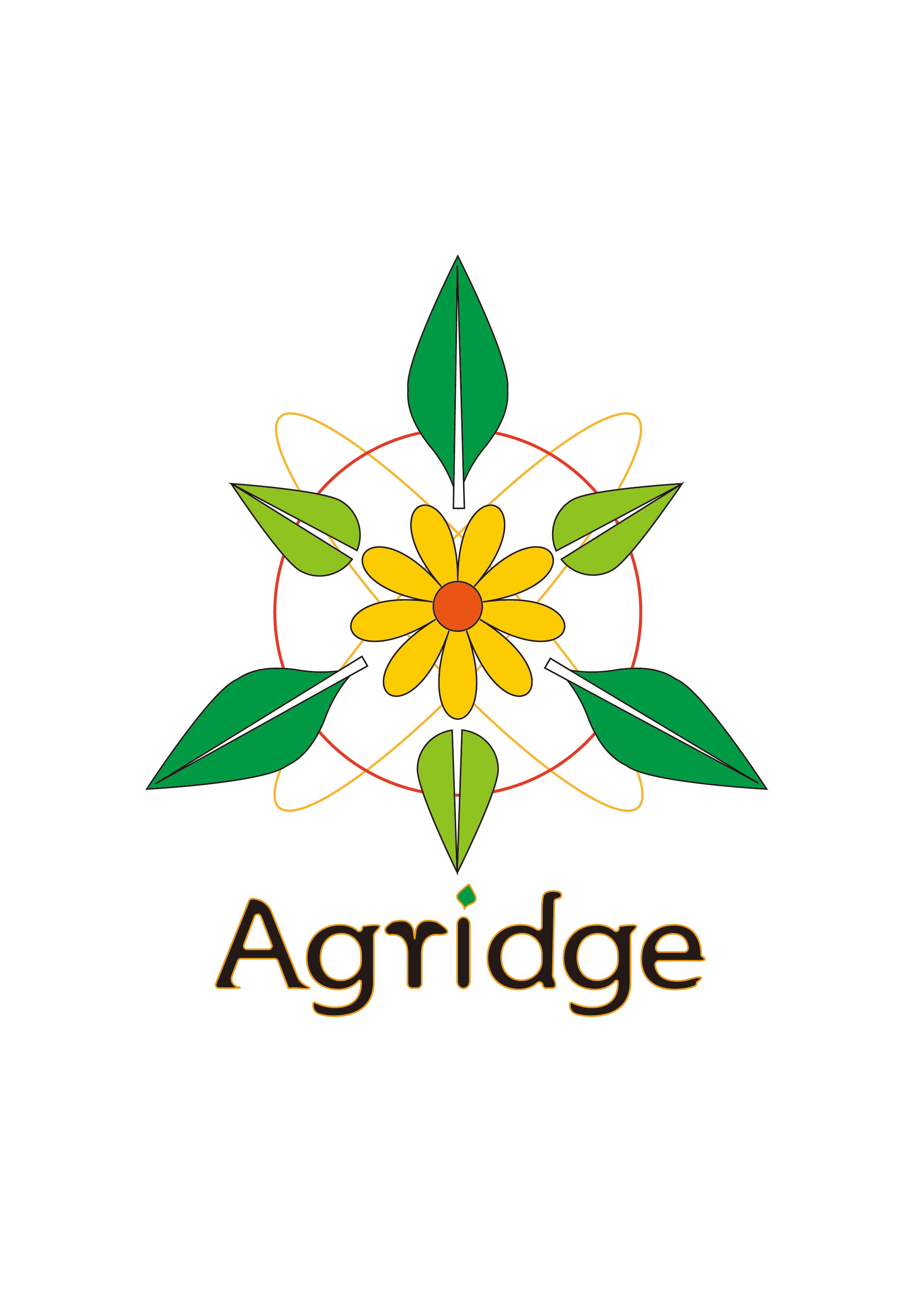 アグリッジ ロゴマーク