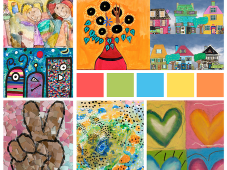Exclusive Youth Art Collection Brings Vibrancy to PSC Medical Day