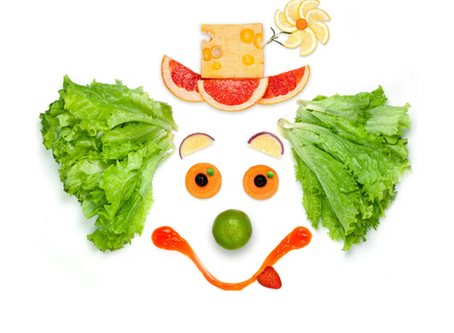 Healthy Kid-Friendly Meals & Snacks Provided