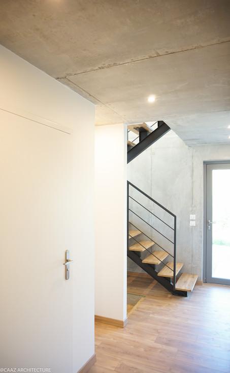 08 CAAZ Proveysieux Maison M escalie 3.j