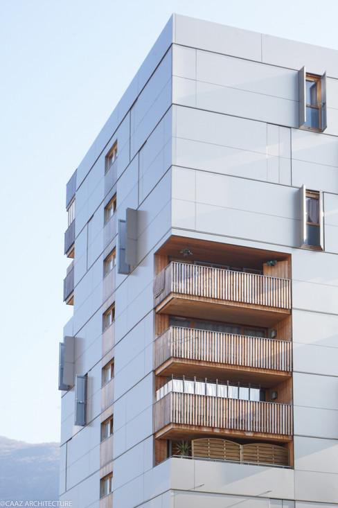 02 CAAZ Grenoble Logements CK3 balcons.j