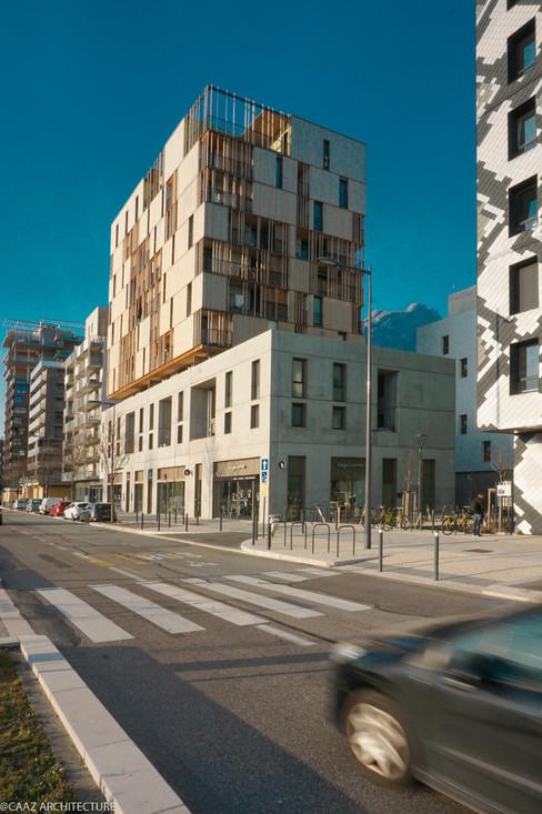 04 CAAZ Grenoble Logements CJ4 Vue depui