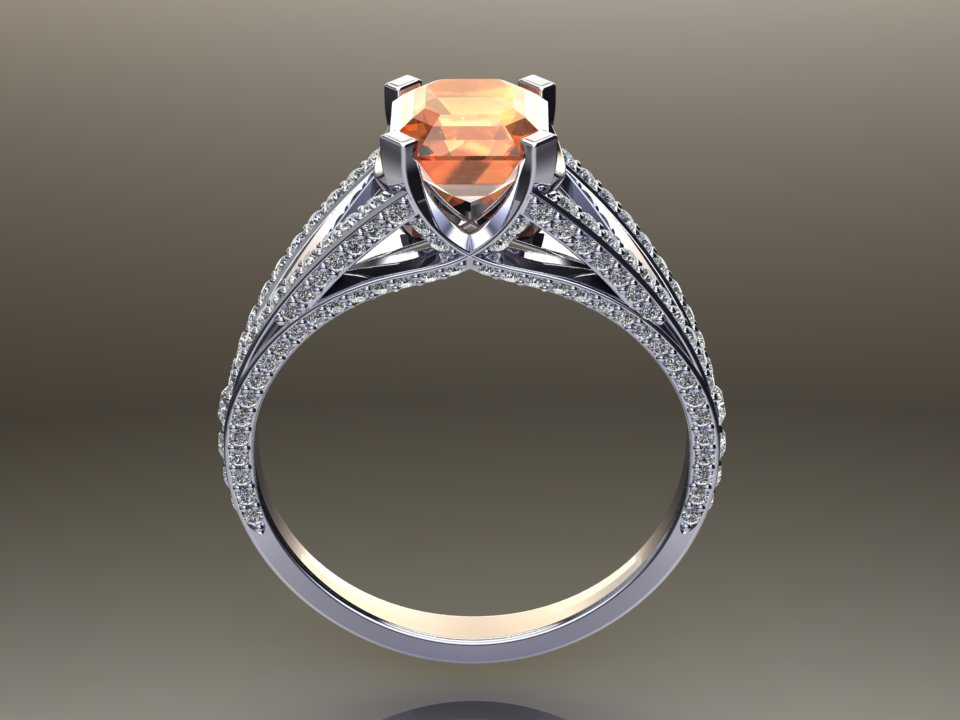 Crossover Square ring