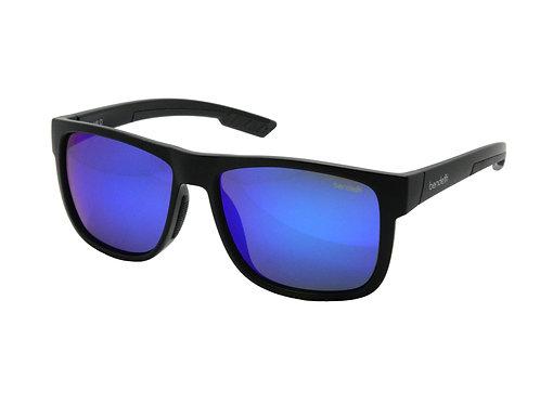 Hilo   Matte Black Mirror Blue