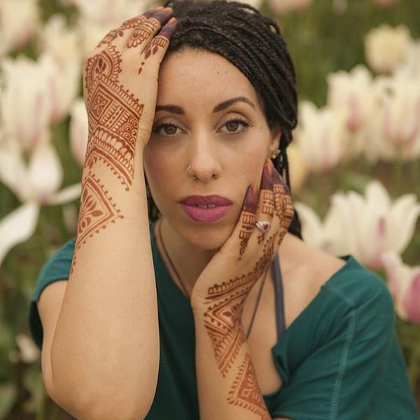 Erica Ryn of Living Ritual Henna