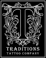 Traditions Tattoo Co Logo
