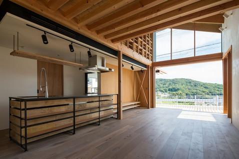 [project] House in Tarumi