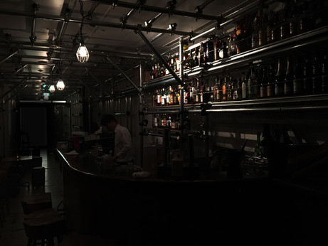 [project] Bar in Marunouchi
