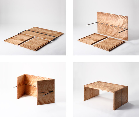 [furniture] Low Table