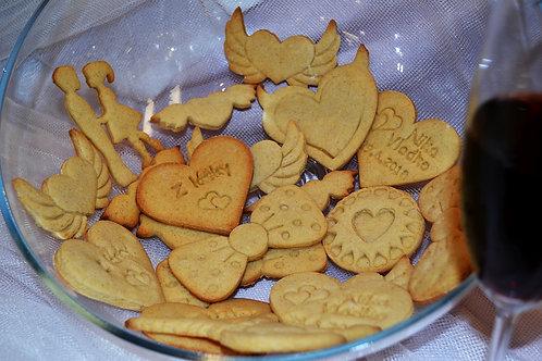 Formička na svadobné sušienky