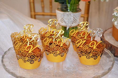Minizápichy, alebo košíčky na muffiny