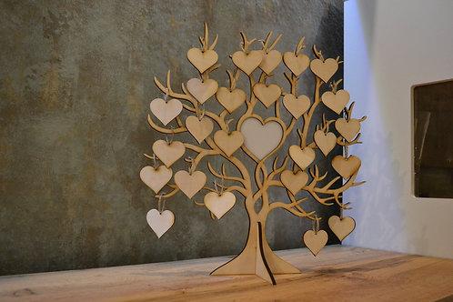 Strom prianí