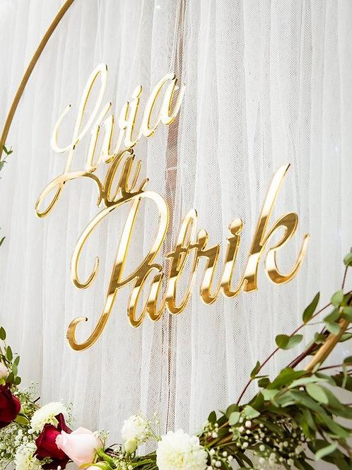 Svadobné mená