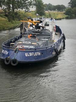 IJsbreker-zeesleper 21.50 m