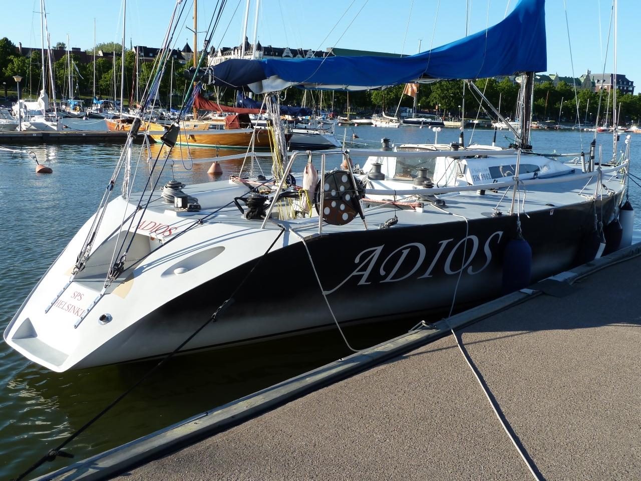 X-Yacht one ton