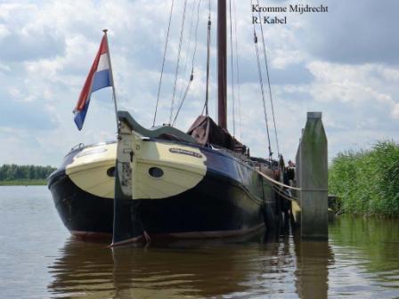 Zeiltjalk 20.59/woonschip