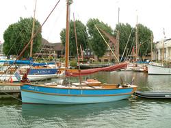 Cornish Crabber MK 1 VERKOCHT