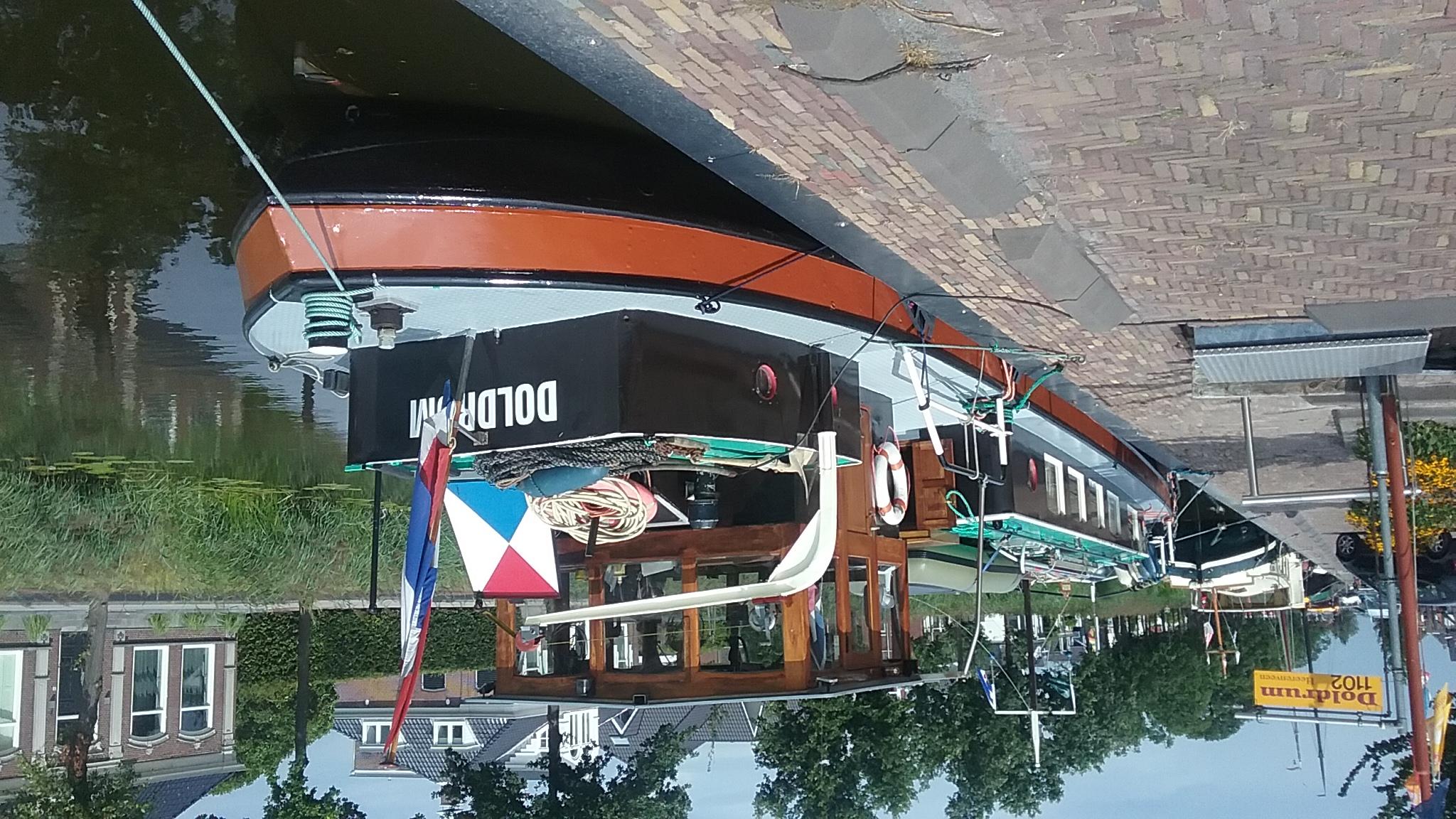 Ex bunkerboot Doldrum