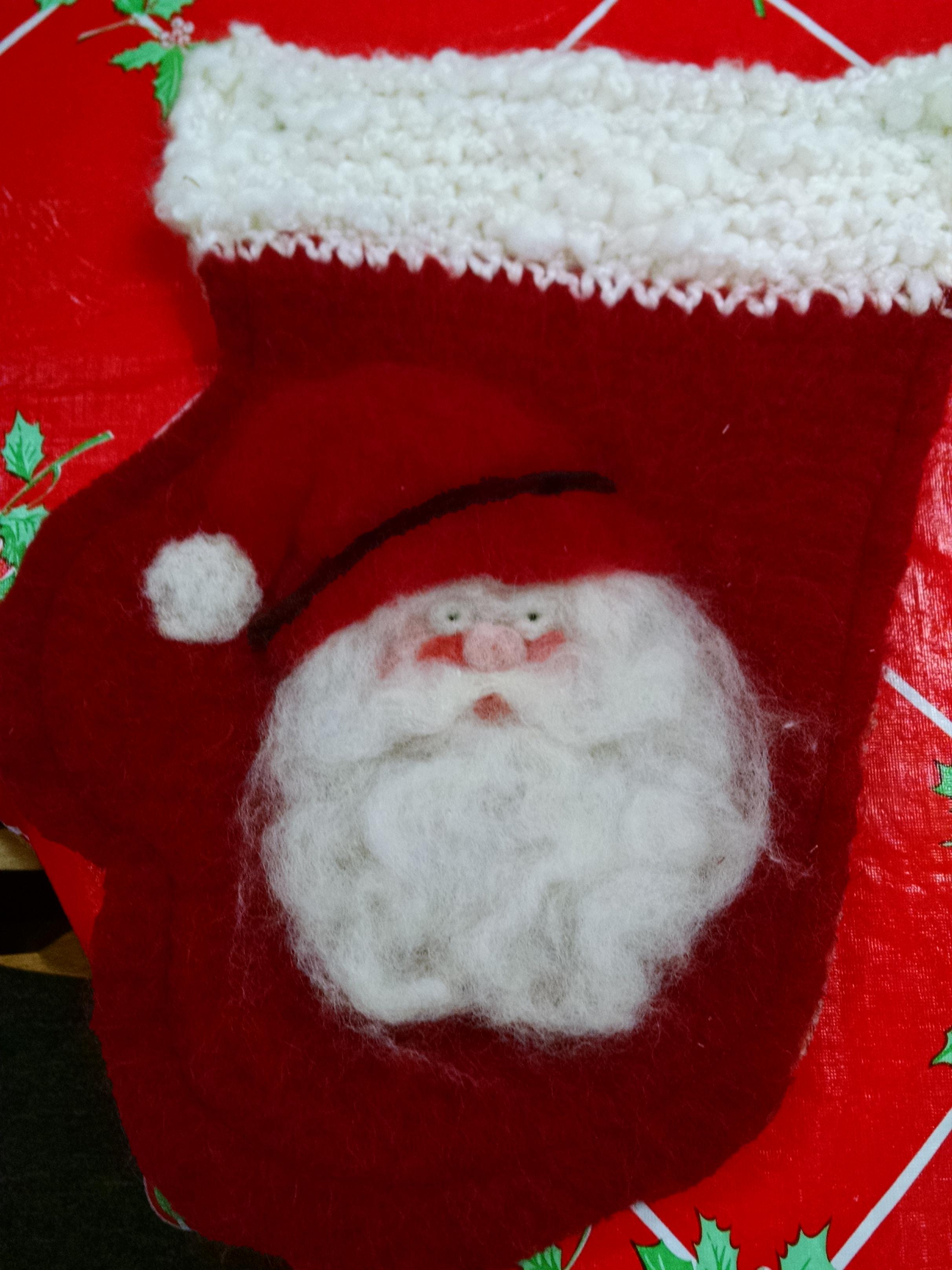 XL Christmas Mit - Santa