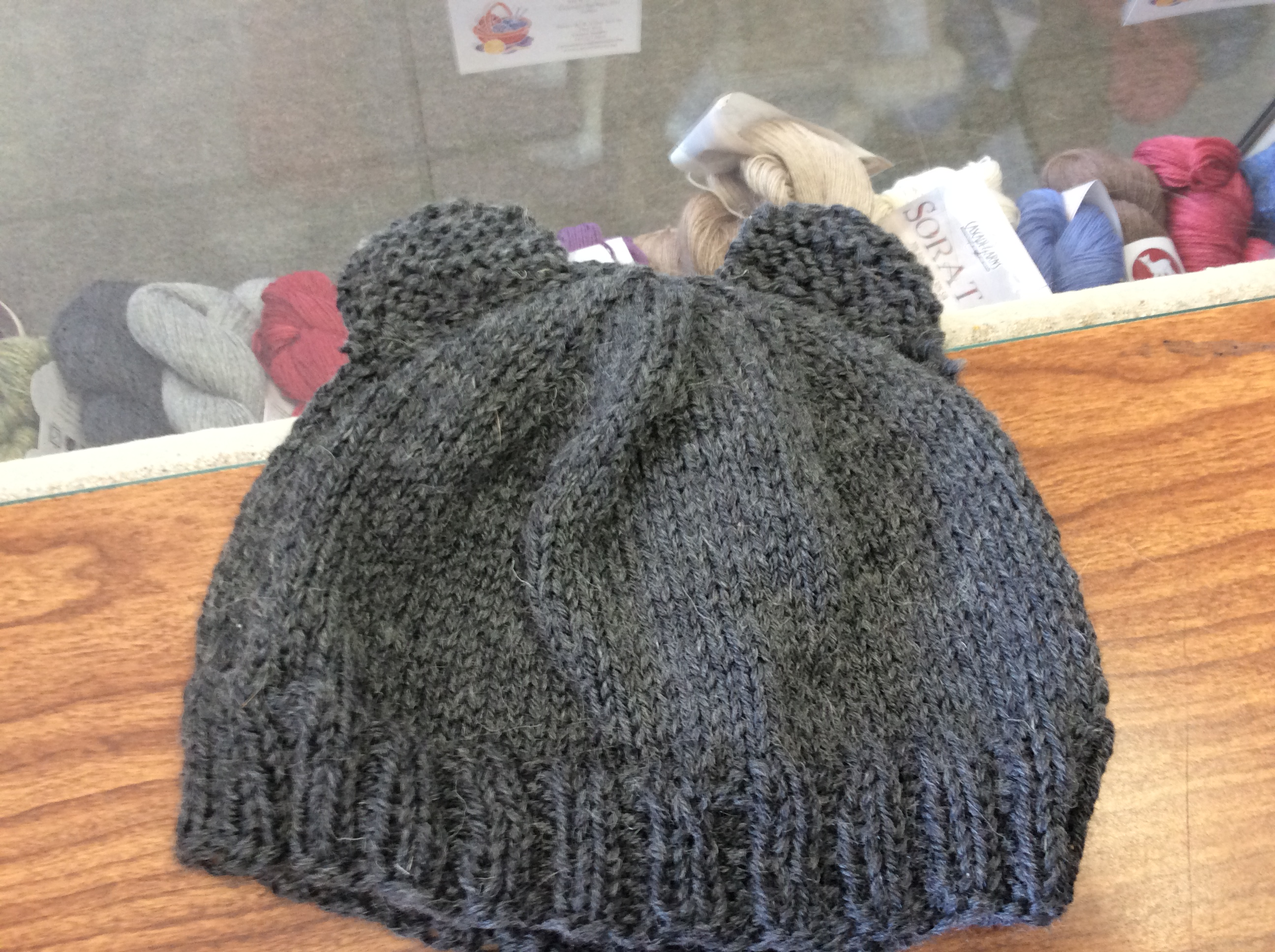 Bear - Baby Hat