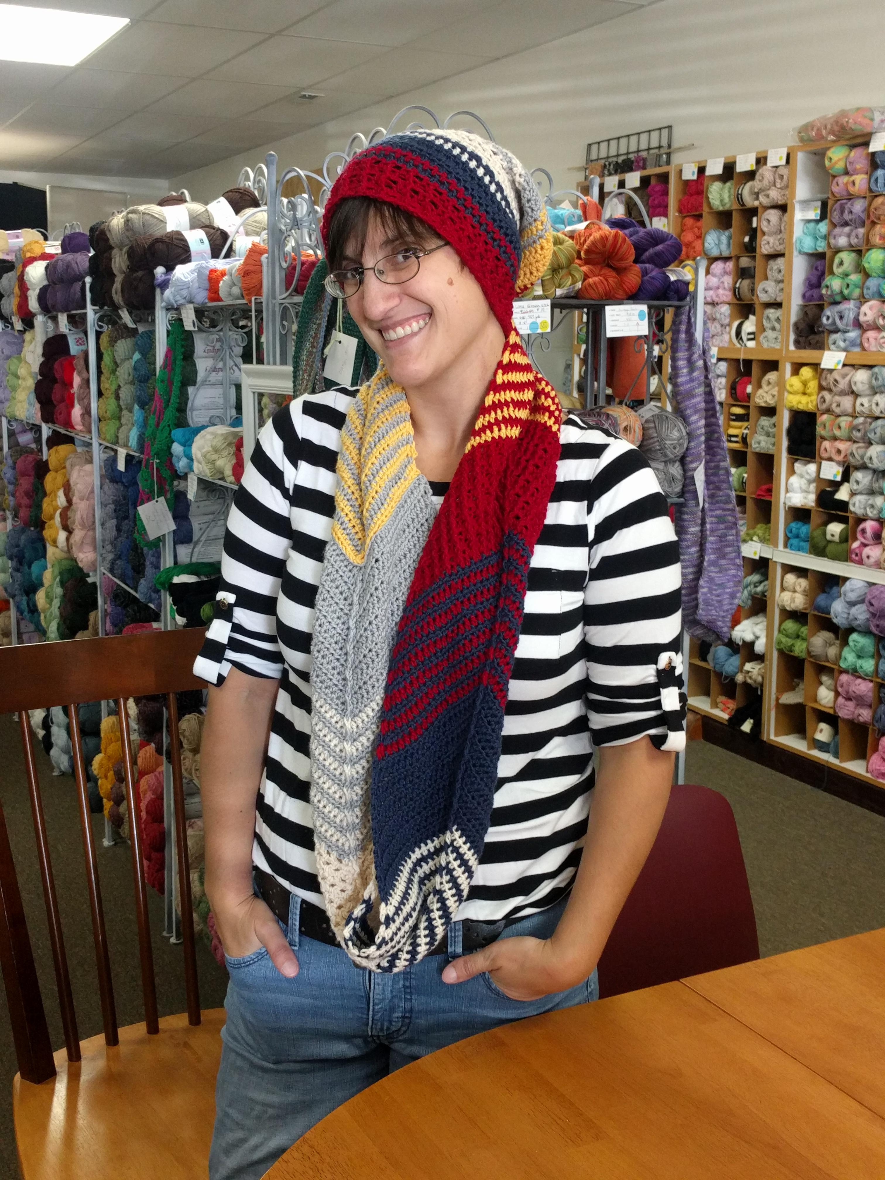 Eileen's Crochet Set