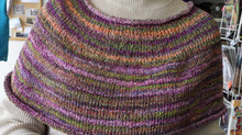 Q & A Striping vs. Multicolor Yarns