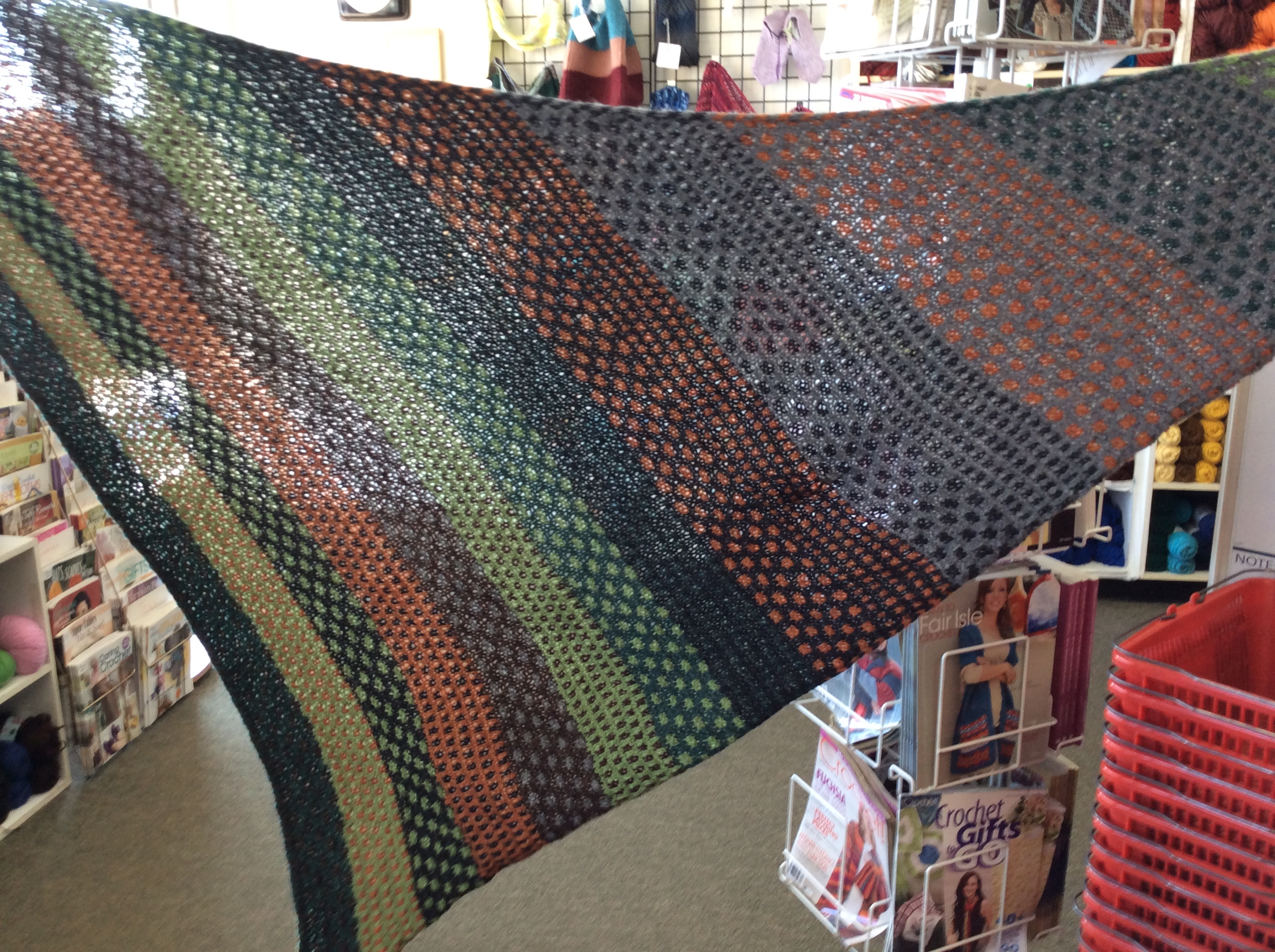 Connies Shawl