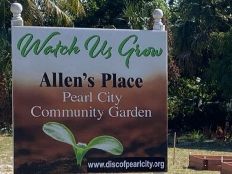 Garden Committee News: October