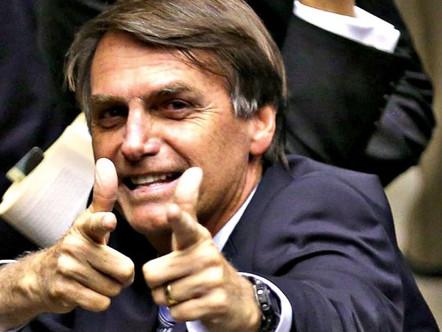 Qual a visão do novo Presidente do Brasil, Jair Bolsonaro, sobre Bitcoin.