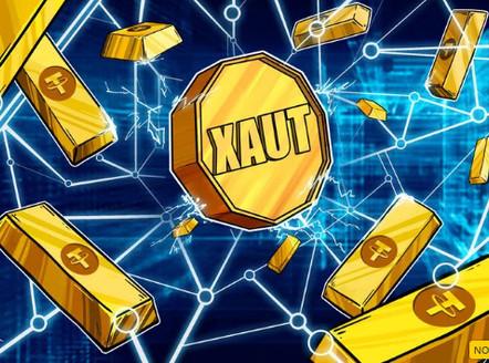 Tether lança Stablecoin apoiada em ouro e inicia negociação na Bitfinex
