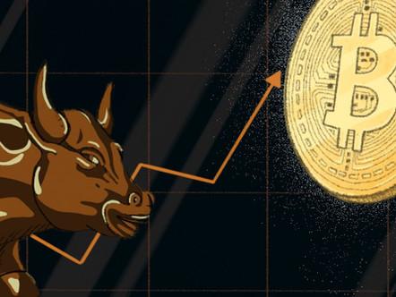 Bitcoin sobe acima de US $ 5.000, mas o touro ainda não chegou
