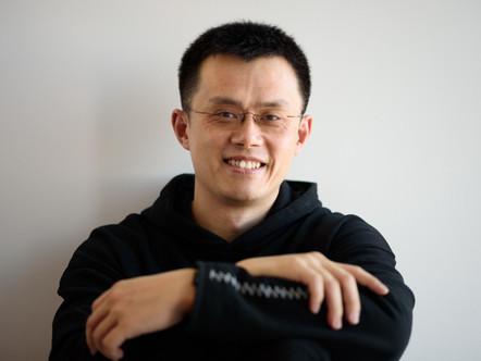 Binance é um modelo de negócios de inovação de criptografia líder