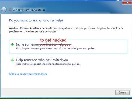 Exploração de Assistência Remota do Windows permite que Hackers roubem arquivos sensíveis.