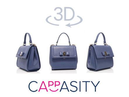 Plataforma Cappasity é usada para criar o maior catálogo de artigos de luxo do mundo.