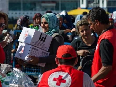 Cruz Vermelha usa Blockchain para mais transparência do doador