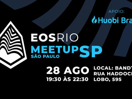 Hackathon da EOS Rio chega a São Paulo; Equipe vencedora receberá 1000 EOS